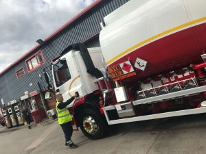 red diesel delivery in Birmingham