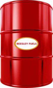 Red Diesel Barrel